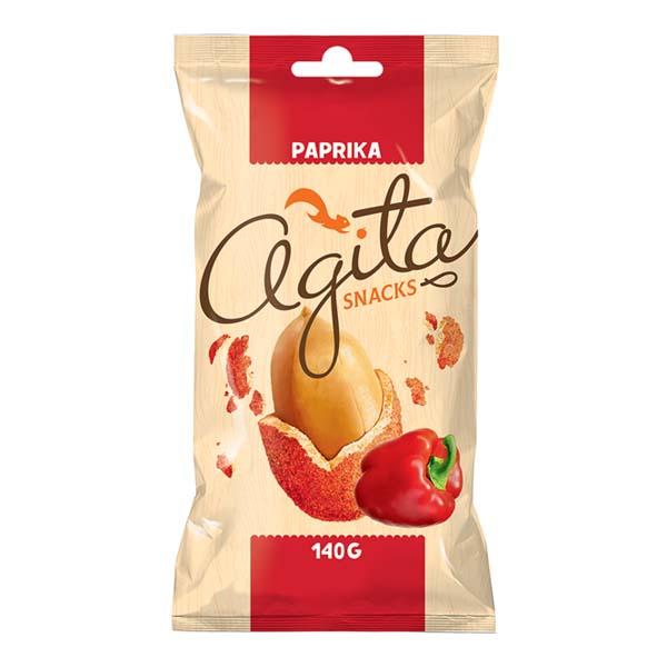 5425032883165 Zemesrieksti Agita Snacks ar papriku 140g KG 0.140
